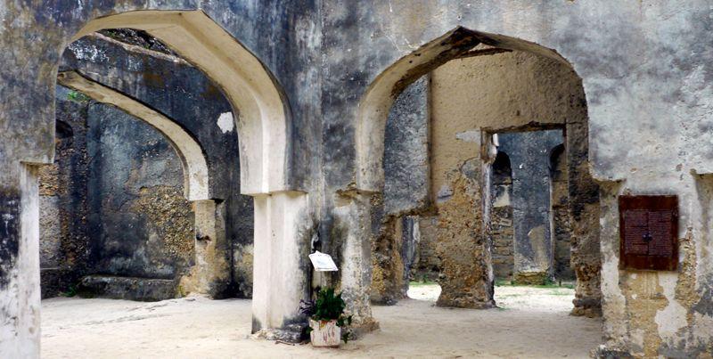 palatul Mtoni zanzibar